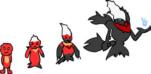 Beaken to Darkrai TF by flygonfan