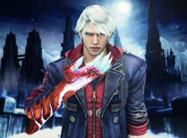 Devil May Cry - Nero by LoveStruck2