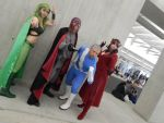 House of M by AuroraMaryte