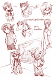 .Chat. Doodles of Epicness by crazyhighlander