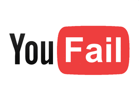 Youtube logo parody by Munzapoppa