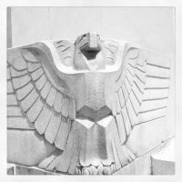 Deco Eagle by wiebkefesch