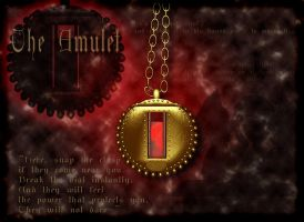Armand's amulet vol.2 by Melissa-light