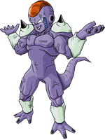 Chilled 3rd Form Full power by legoFrieza