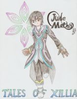Jude Mathis by KunoichiAyu
