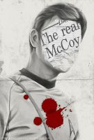 Star Trek - The Real McCoy by Kumagorochan