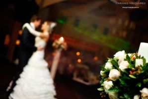 Wedding dance by xmargiolakis