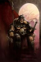 King Conan by antmanx68