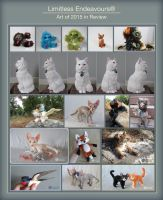 2015 Art Review by LimitlessEndeavours