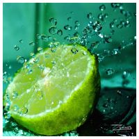 Lime Light II by fallenZeraphine