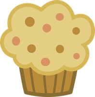delicious muffin by noxwyll