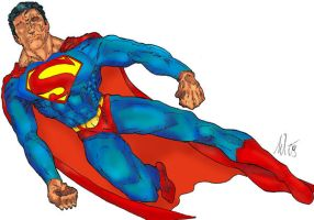 Superman, finished by hiasi