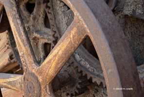 Mud Crud and Rust by DavidMCoyle