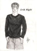 Erik Night - House Of Night by NatBelus