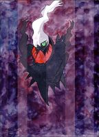Darkrai by Mana-L