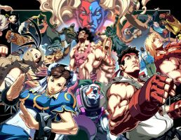 SF3 Teaser - Colors by UdonCrew