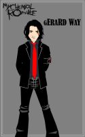 MCR Gerard by SuperKusoKao