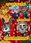 on the fifth day of geek christmas... by monakaliza