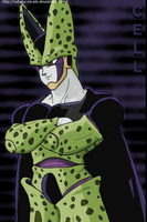 DBZ: Cell by The-PirateQueen