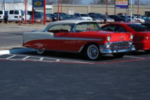 1956 Chevrolet Bel Air 1 of 7 by AquaVixie