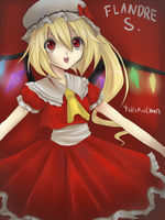 Secret Santa: Flandre by YukikaChan