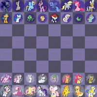 Pony Chess by thyrestful