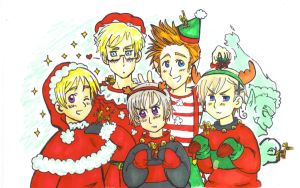 Scandinavians Finished APH by kwessels