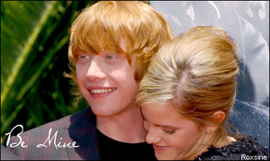 Rupert and Emma by Roxsine