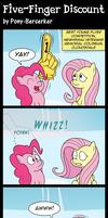 Five-Finger Discount by Pony-Berserker