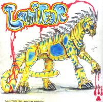 Monster Catchers: Lumitear by Prophecy-Inc