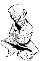 Nosferatu Trims His Nails. by ayelid