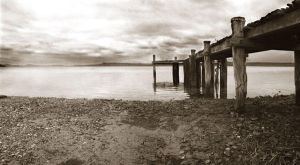 Jetty, Strahan, Tasmania by der-morgen