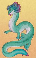 salamonster by radio-newt