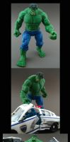 Custom HULK Marvel Legends by Central-Cali-Custom