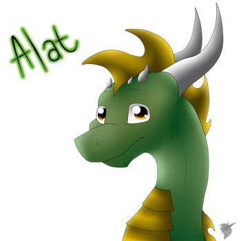 Alat by WinterTheDragoness