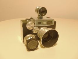 Argus C-33 35 mm Camera 03 by Skoshi8