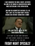 FNS promo 2014.33 Hitler by wchild
