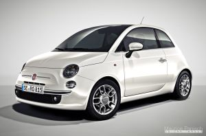 Fiat 500 studio by MUCK-ONE
