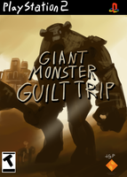 Giant Monster Guilt Trip: The Game by Plus5Pencil