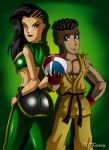 The Matsuda Siblings by XJKenny