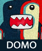 Domo Inspirational Poster by Domon1qu3