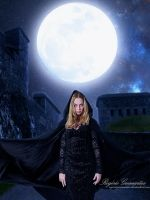 Moonlight Witch II by RogerioGuimaraes
