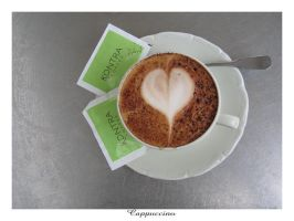 Cappuccino by Flore