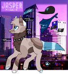 Jasper | Reference Sheet 2015 by SnowFlake-Storm