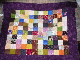 My First Quilt Top by Crowbeak