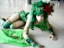 Rydia Again by elsch