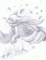 Tonight Im flying with fireflies by Etheral-Fox