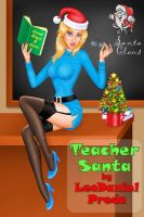 Teacher Santa by LeoDanielPreda