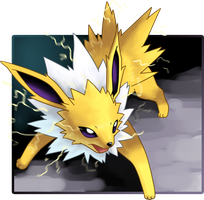 135 - Jolteon by nganlamsong