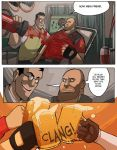 TF2: Be efficient be polite 8 by spacerocketbunny